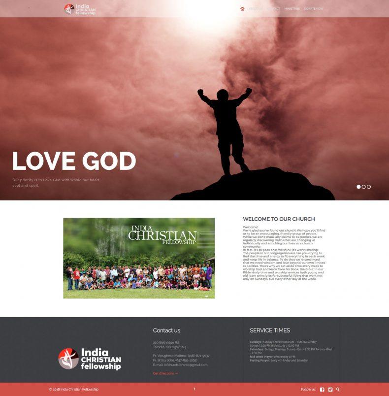indiachristian – India Christian Fellowship